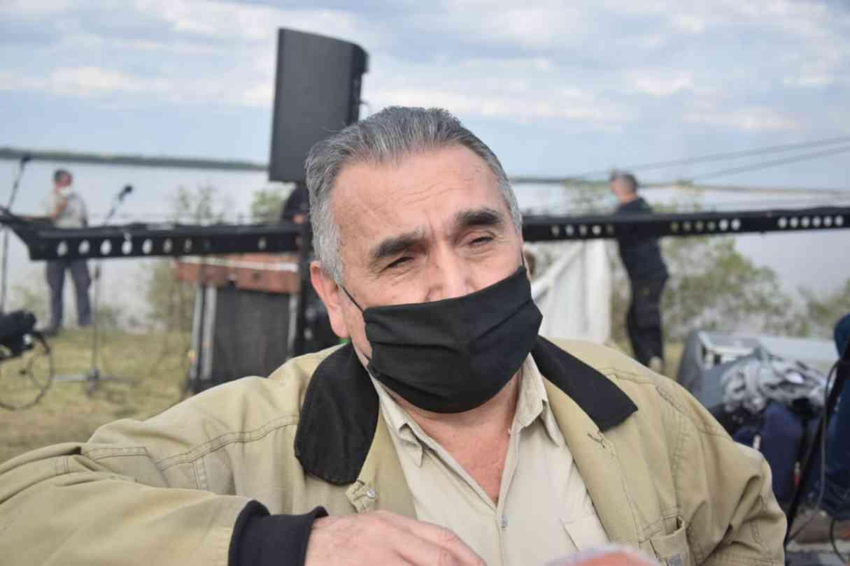 """Juan Carlos Schmidt: """"la operación la hacen los trabajadores de nuestros talleres"""""""