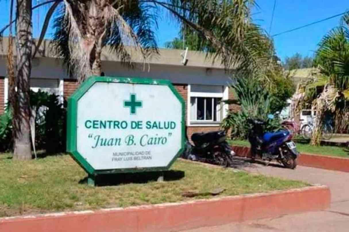 Cierran el Centro de Salud de Beltrán por caso positivo de Covid19
