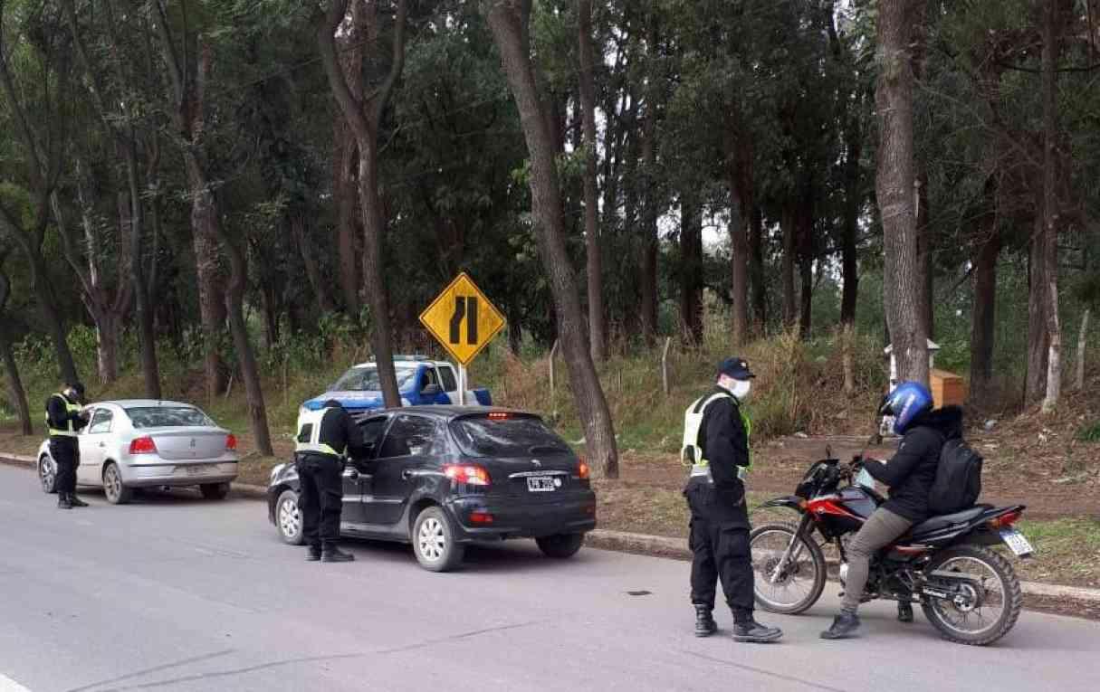 Se realizaron operativos policiales de saturación en Beltrán y Bermúdez