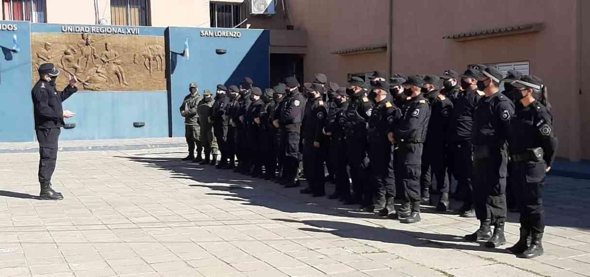 Se realizará un nuevo operativo de saturación policial en el Cordón Industrial