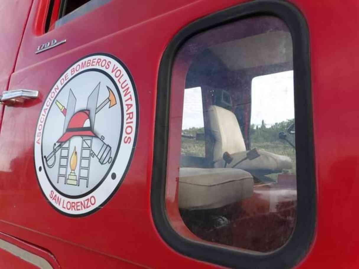Bomberos Voluntarios de San Lorenzo advierten por venta de rifas falsas a su nombre