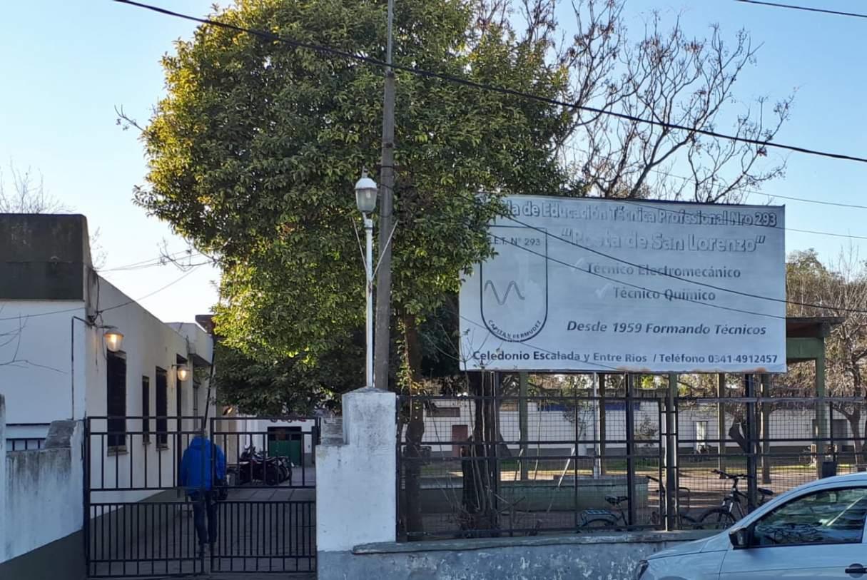 Bermúdez: Por un caso de COVID-19, la Escuela Técnica no entregará la copa de leche