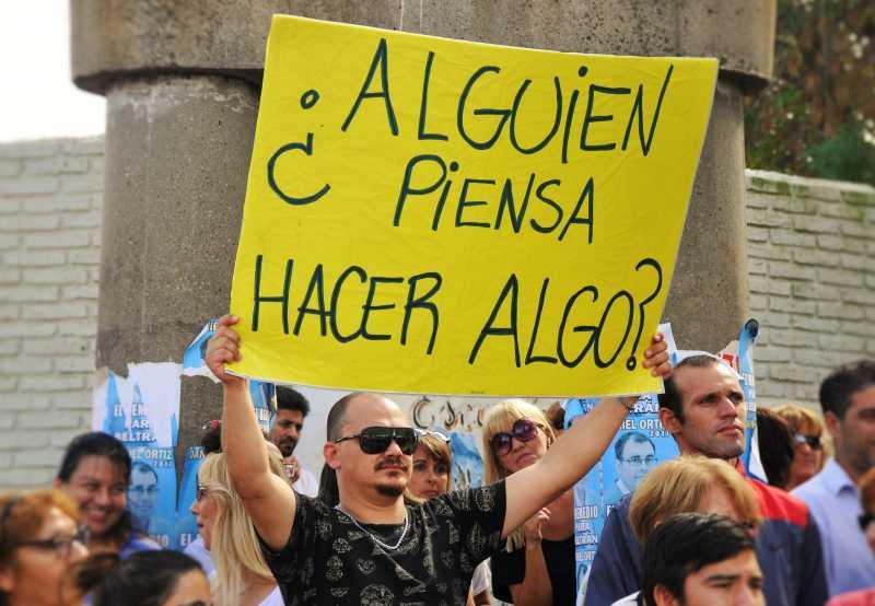 Traferri hace eco del reclamo por seguridad de los vecinos de Beltrán