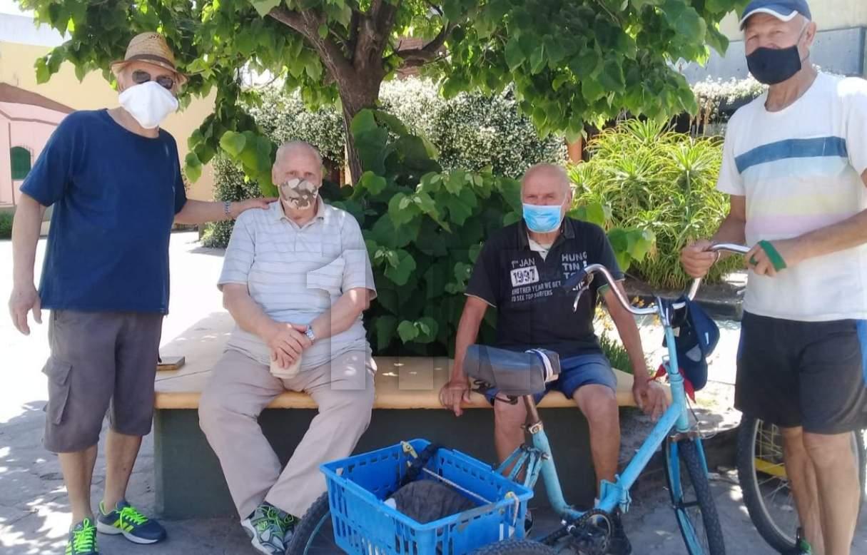 La provincia presentó un protocolo de reinicio de actividades para personas mayores