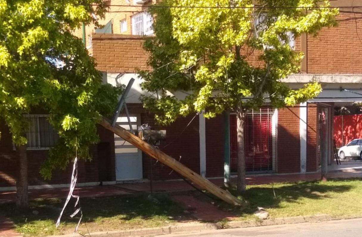 Vecinos de Puerto reclaman la reparación del alumbrado público