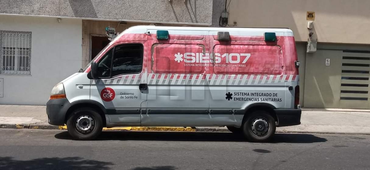 Trabajadores de Ate reclaman mal estado en las ambulancias de Sies