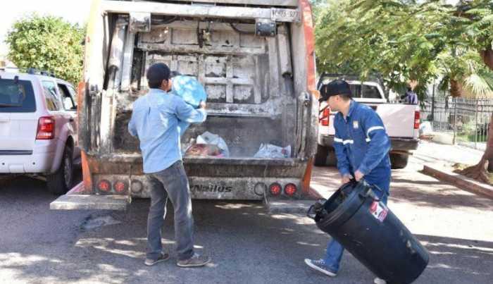 Beltrán: Mañana no habrá servicio de recolección de basura