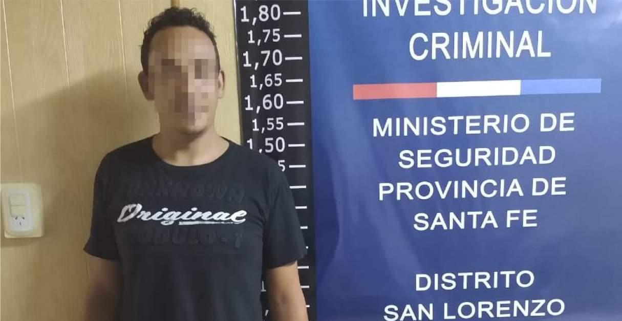 Lo encontraron y lo atraparon: dieron con el implicado en un violento robo