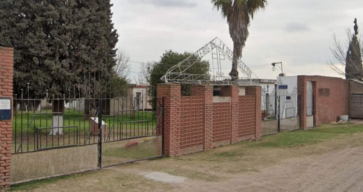 Beltrán: Fue a dar sepultura a su madre y el cementerio estaba cerrado