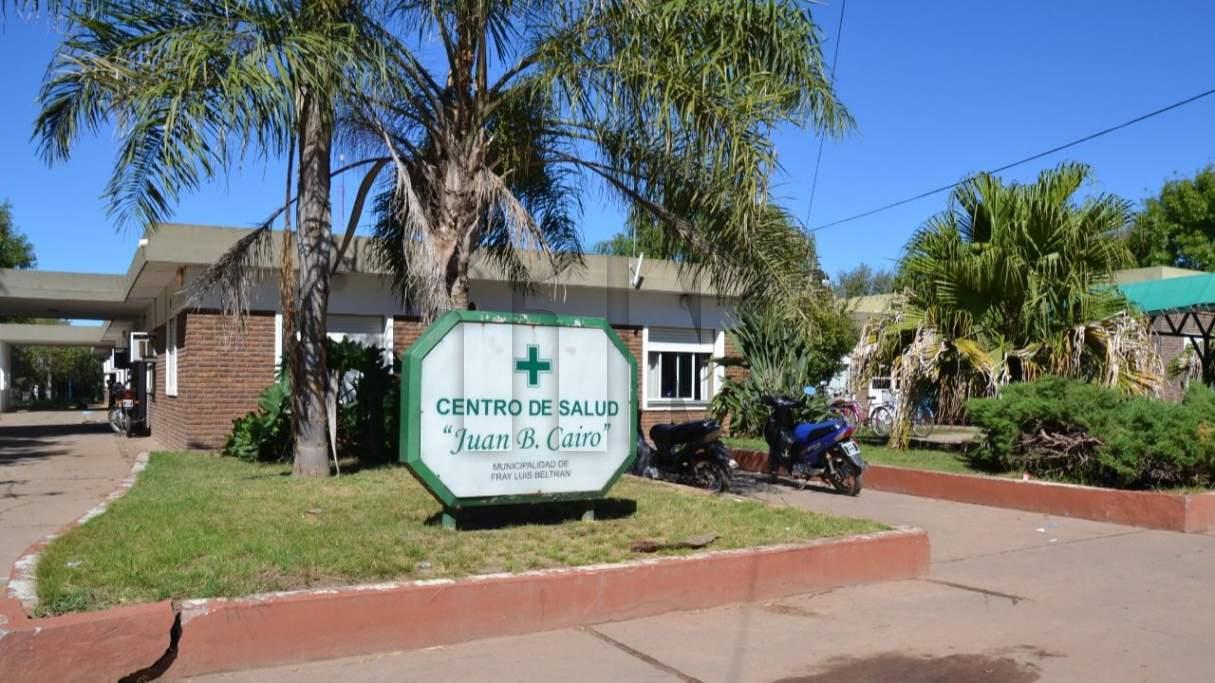 Fueron al Centro de Salud de Beltrán y estaba cerrado
