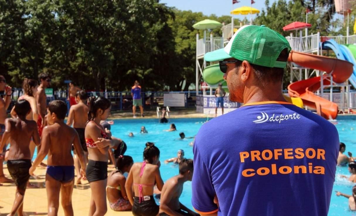 San Lorenzo: El 5 de enero comienza la Colonia de Vacaciones del Polideportivo Municipal