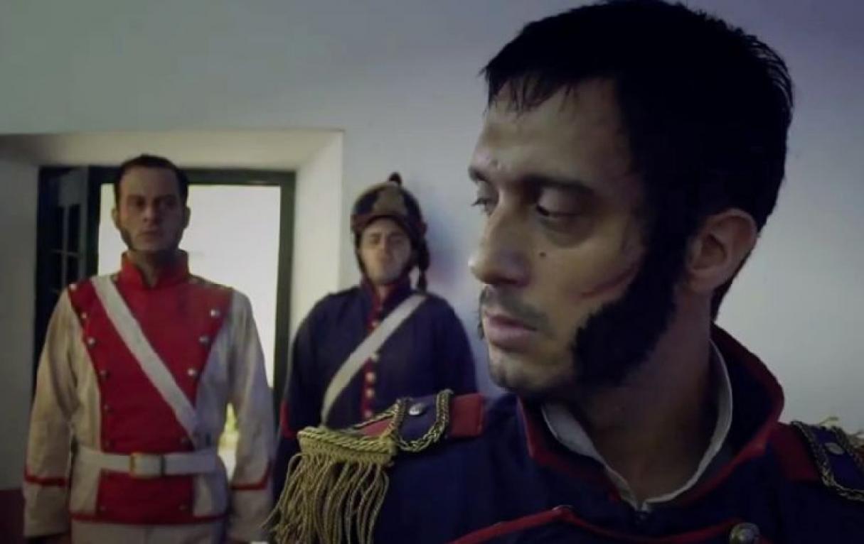 3 de febrero: Estrenará una serie sobre el Combate de San Lorenzo