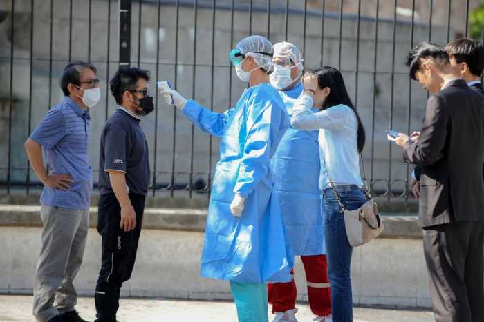 Oliveros: Son 3 los casos positivos y hay cinco hisopados nuevos