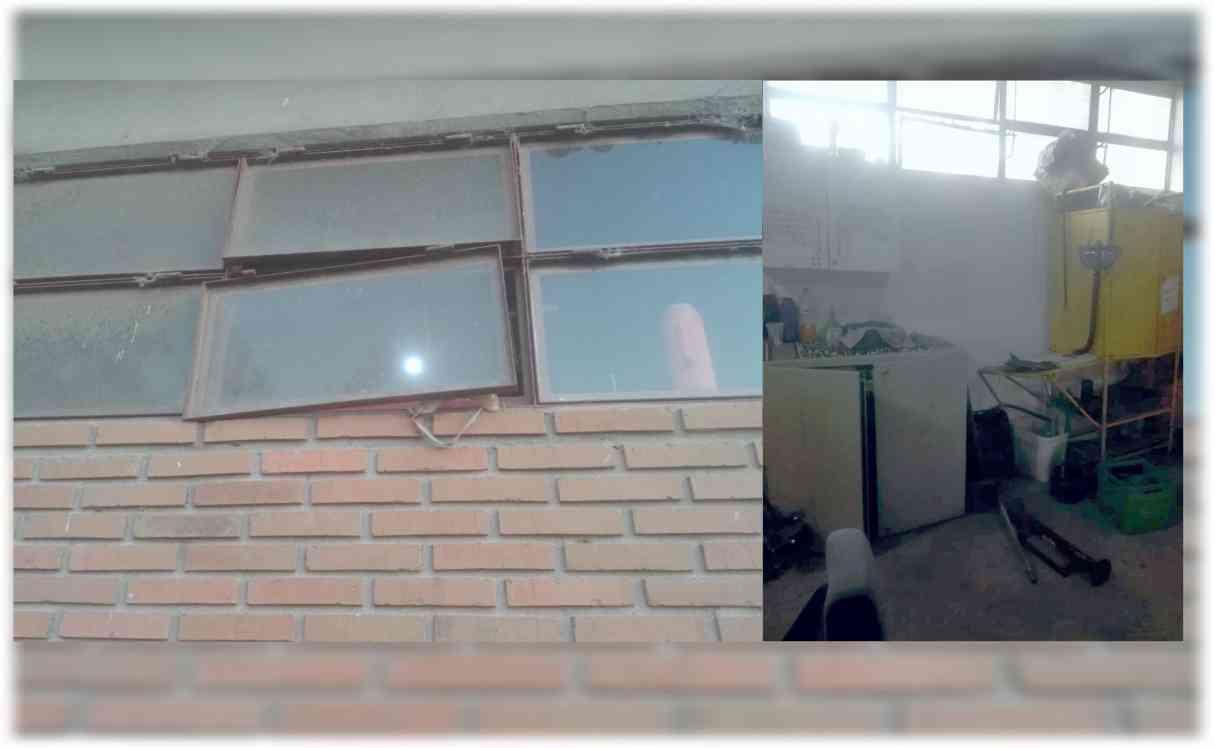 Robaron en el cuartel de Bomberos de Fray Luis Beltrán
