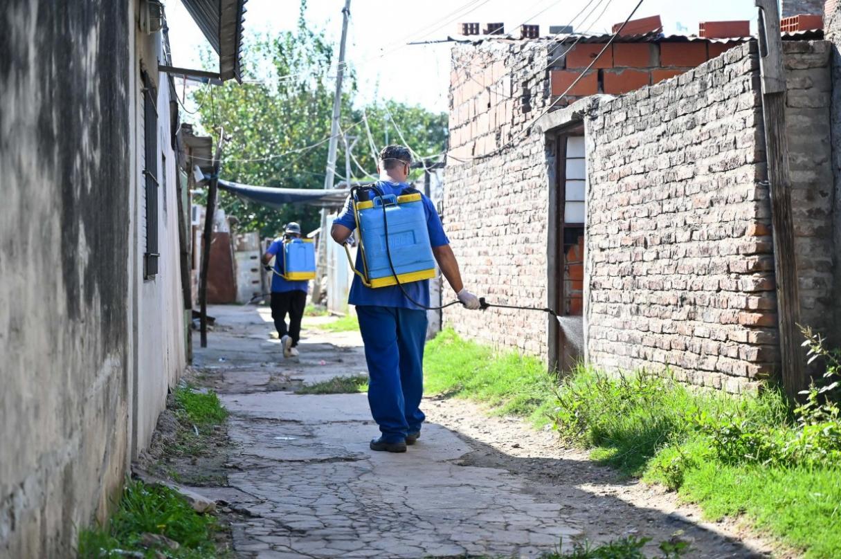 Rosario confirma el primer caso importado de dengue del corriente año