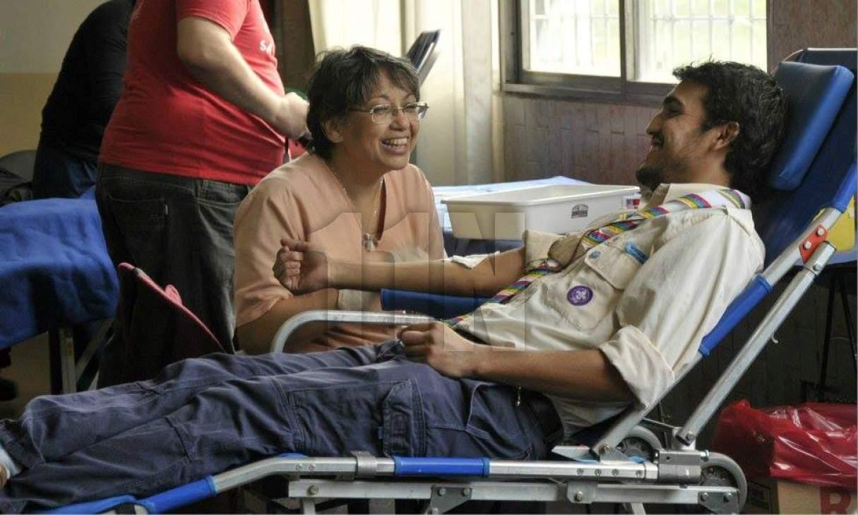 Día del donante de Sangre: habrá cuatro colectas durante la semana