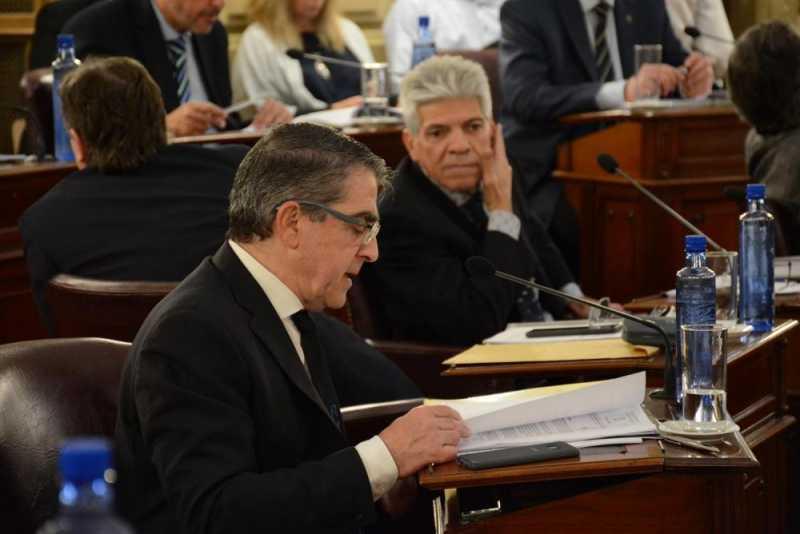 Senadores aprueban la modificación al Código de Faltas para tener multas menos costosas
