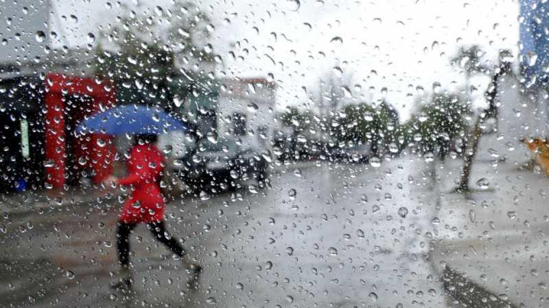 Continúan las lluvias en la región