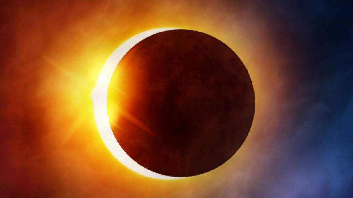 El eclipse solar se verá de forma parcial en Santa Fe