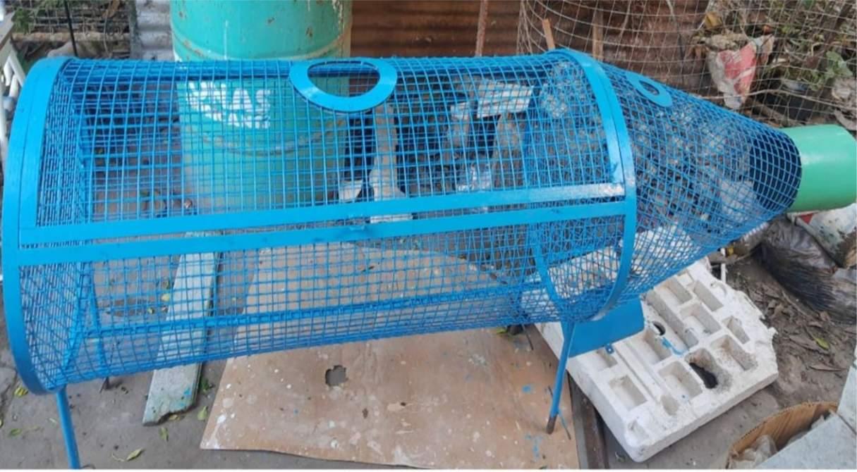 Eco Encuentro: reducen la contaminación reciclando plástico en Fray Luis Beltrán