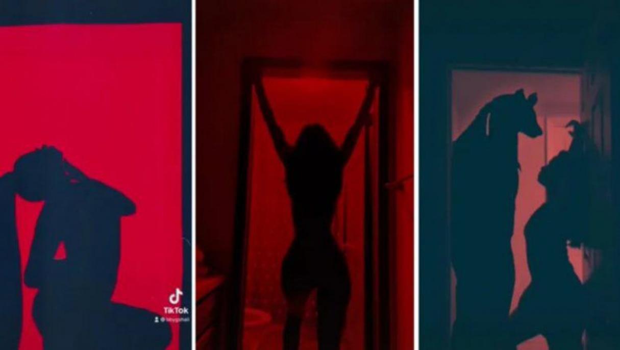Silhouette Challenge: el reto de mujeres que se volvió peligroso en TikTok