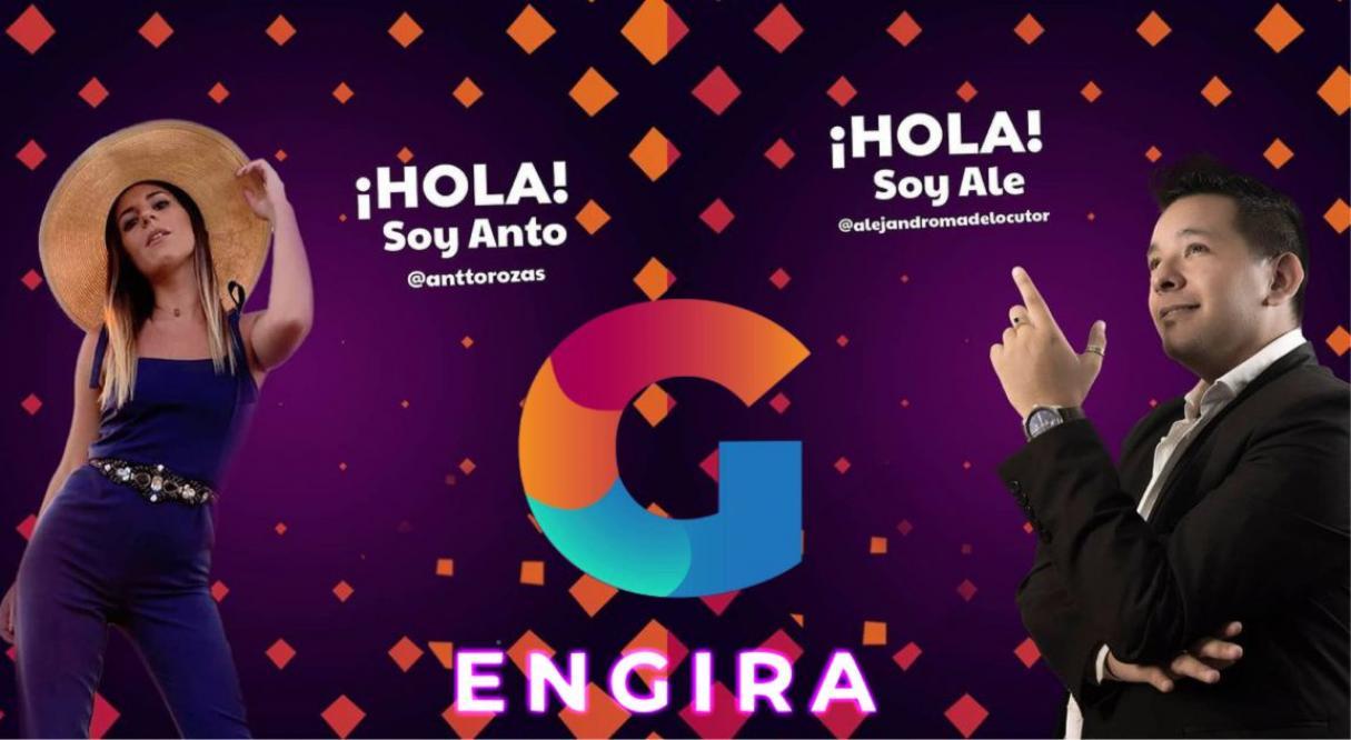 En Gira: una nueva propuesta audiovisual que te muestra dónde pasarla bien