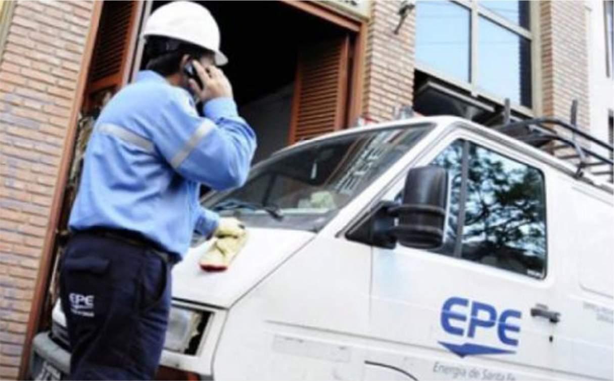 EPE: Cortes programados para este miércoles en Baigorria y Bermúdez