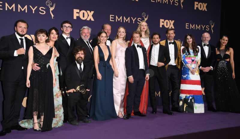 Ganadores de los premios Emmy 2019: