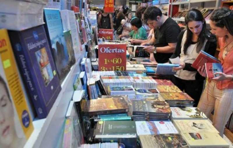 Vuelve la Feria del Libro a Rosario