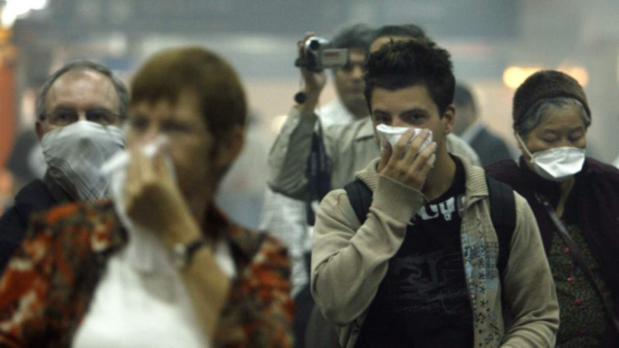 Ministerio de salud brindó recomendaciones ante la presencia de humo