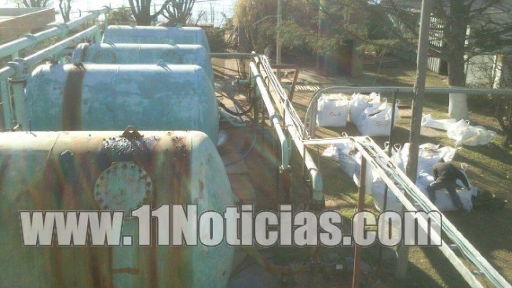 Este fin de semana no habrá agua en Beltrán por reparaciones en la planta