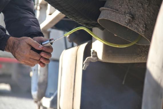 En 2013 no hubo casos positivos de detección de fosfina en camiones