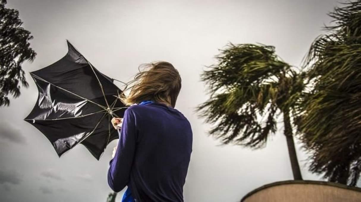 Alerta Meteorológico por vientos fuertes en la región