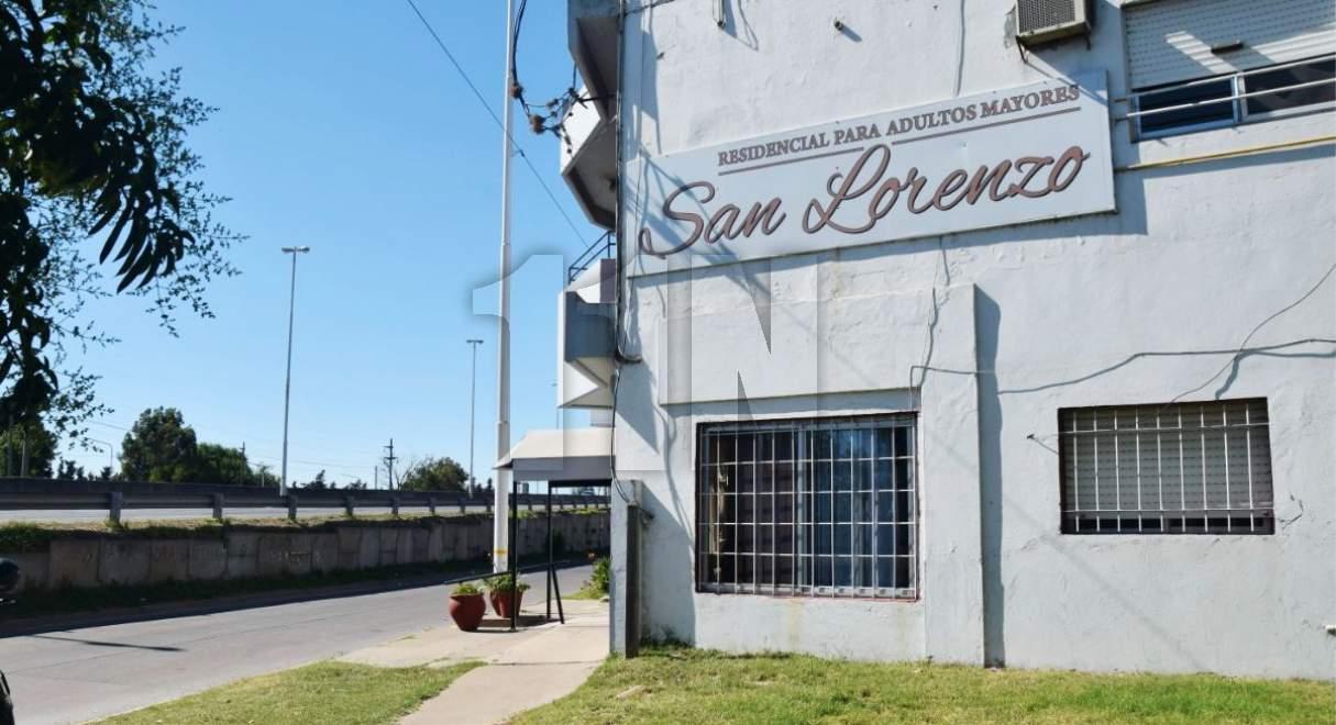 Confirmaron varios casos de Covid19 en un Geriátrico de San Lorenzo