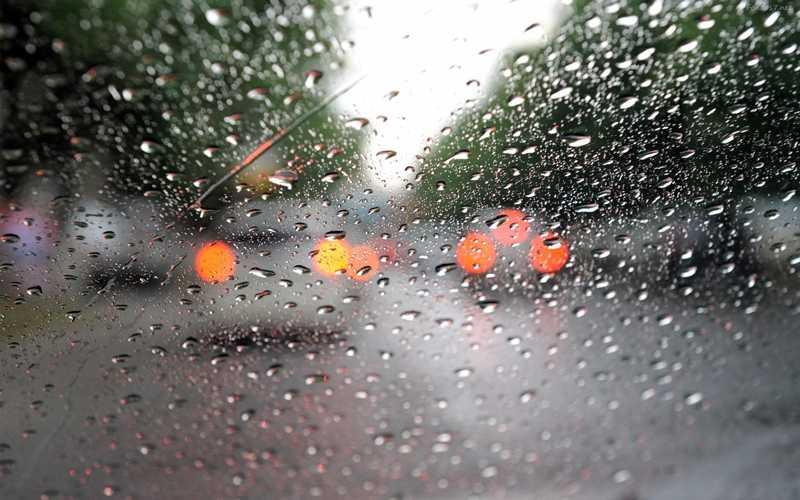 Cesó el alerta pero las lluvias seguirán hasta la noche