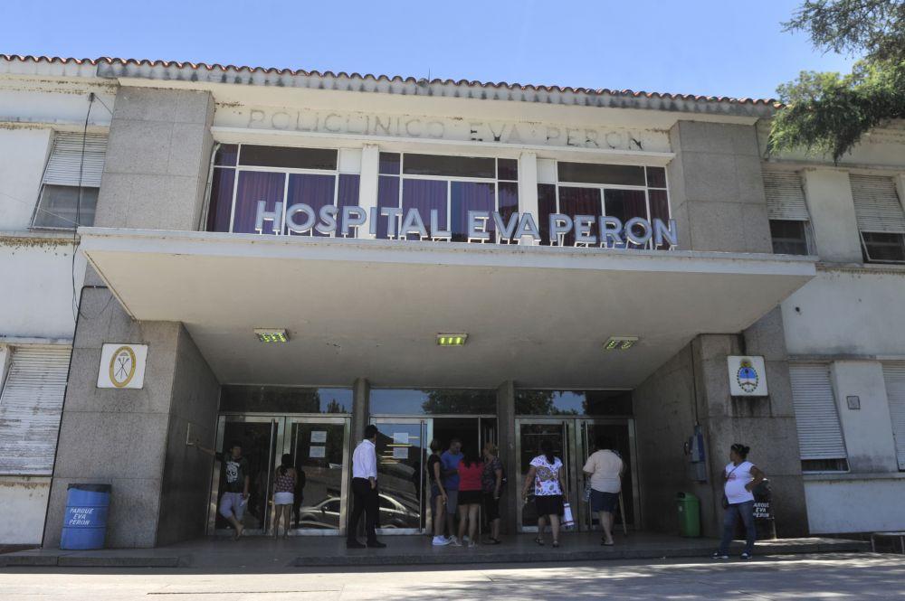 Instalarán un laboratorio para la detección masiva de Covid en el Hospital Eva Perón