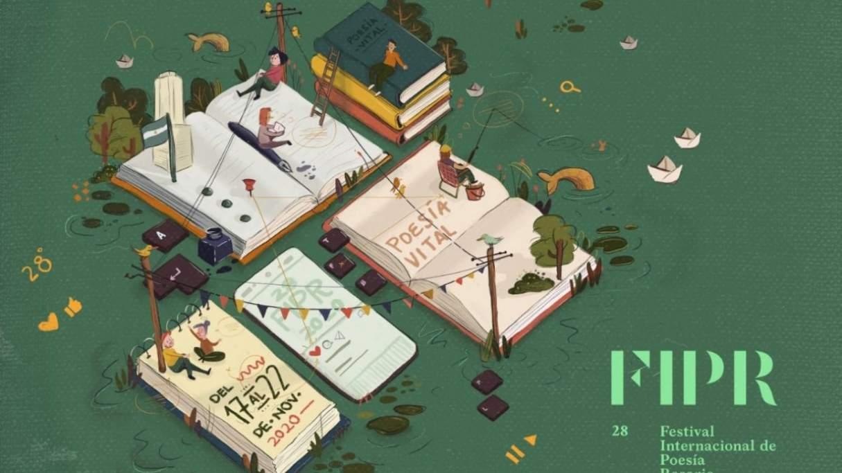 Arranca el Festival Internacional de Poesía de Rosario