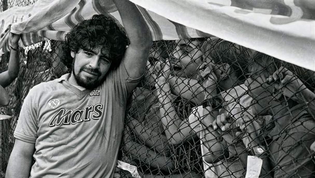 Mañana estrena el documental Diego Infinito en homenaje a Maradona
