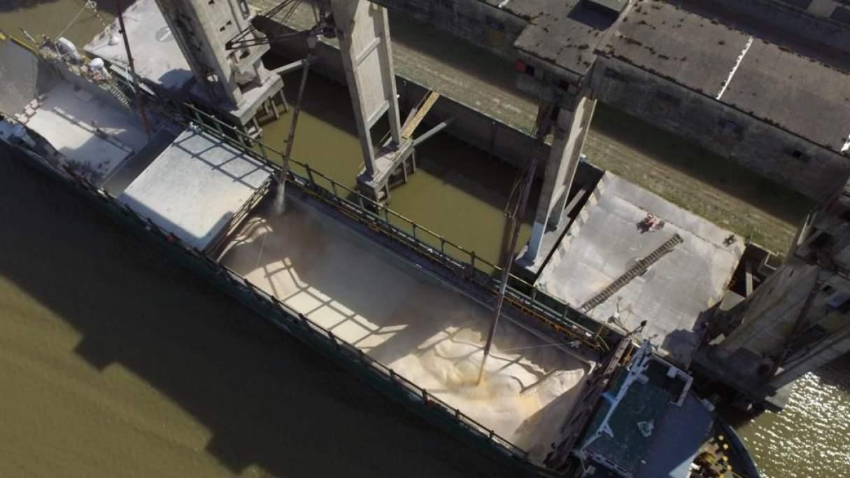 Puerto de Santa Fe: De la inactividad a más de 60.000 toneladas exportadas