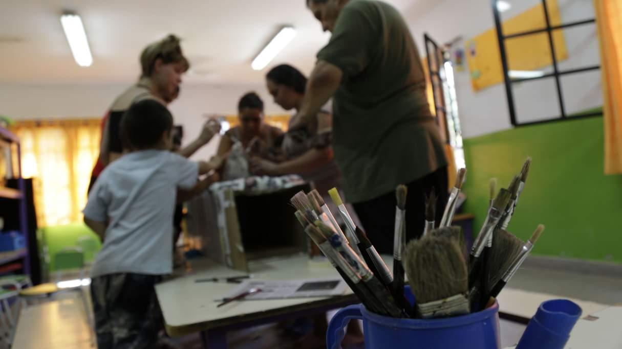 Rosario inicia los talleres artísticos y culturales en los distritos
