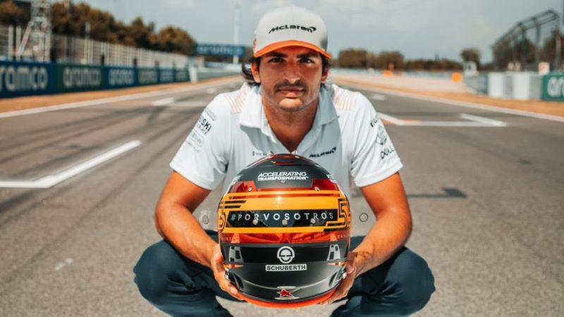F1/GP de España: Sainz