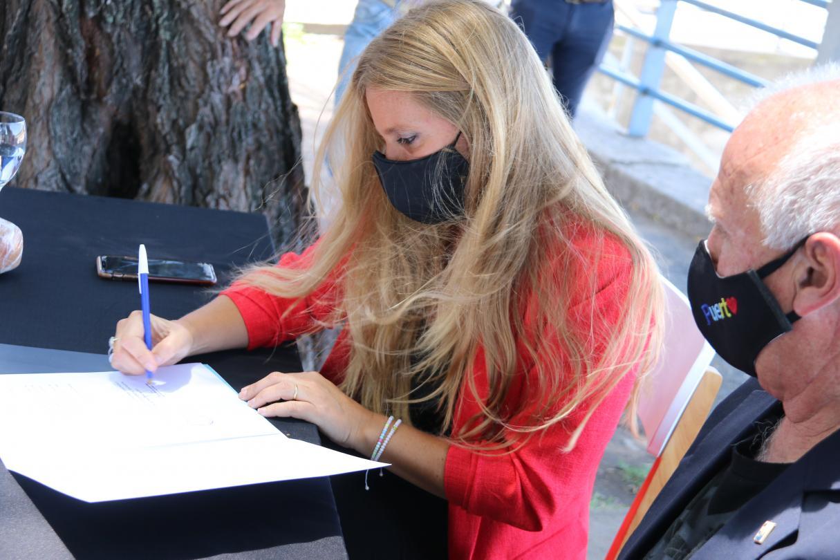 Migraciones renovará las oficinas de atención al público en Puerto General San Martín