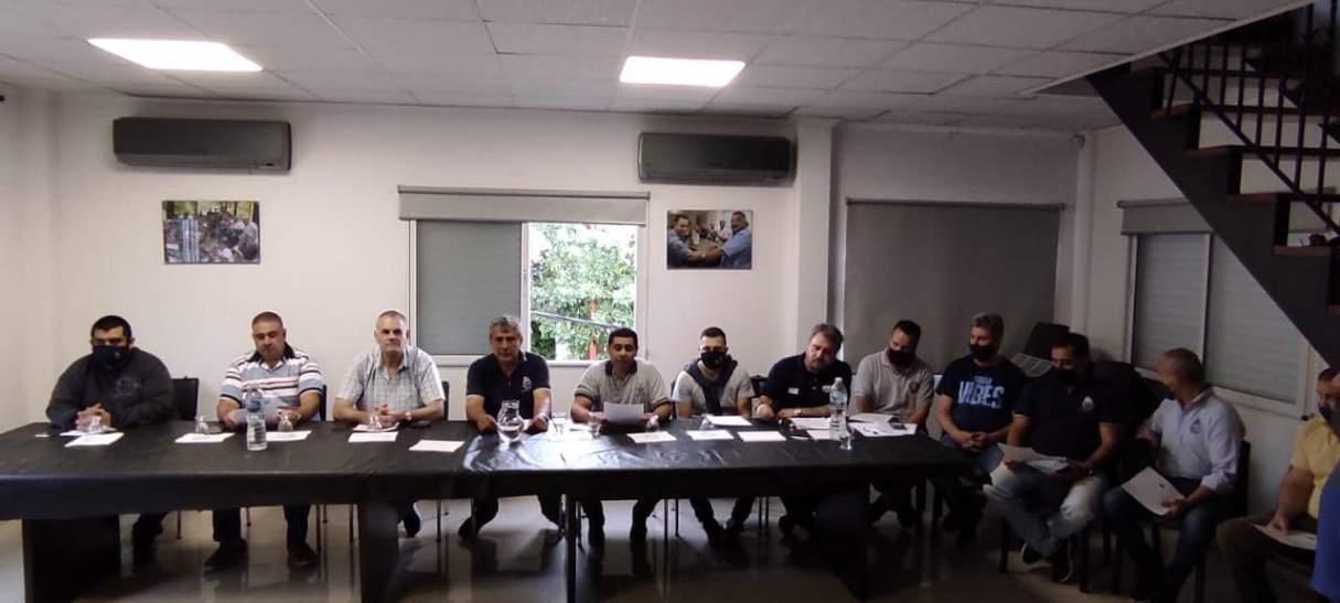 La intersindical exigió la liberación del sindicalista Román Moyano