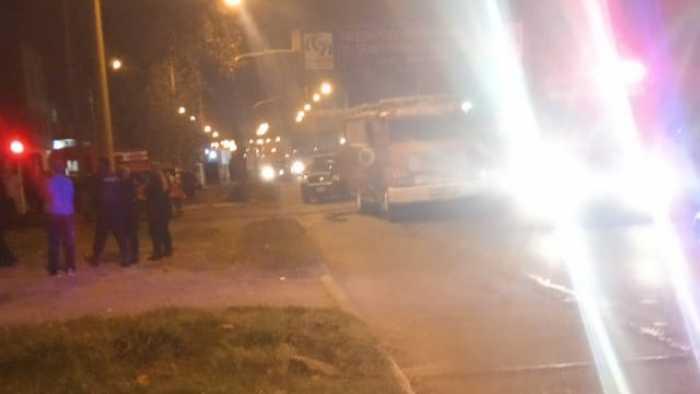 Hace instantes: Incendio en vivienda de barrio bouchard