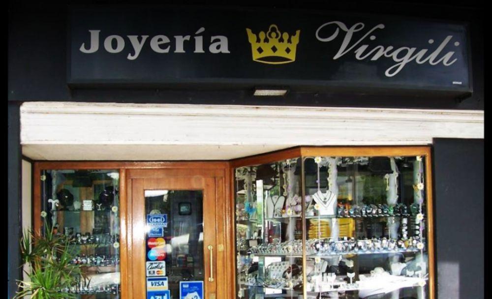 San Lorenzo: Cierra Joyería Virgili por caso de Covid19