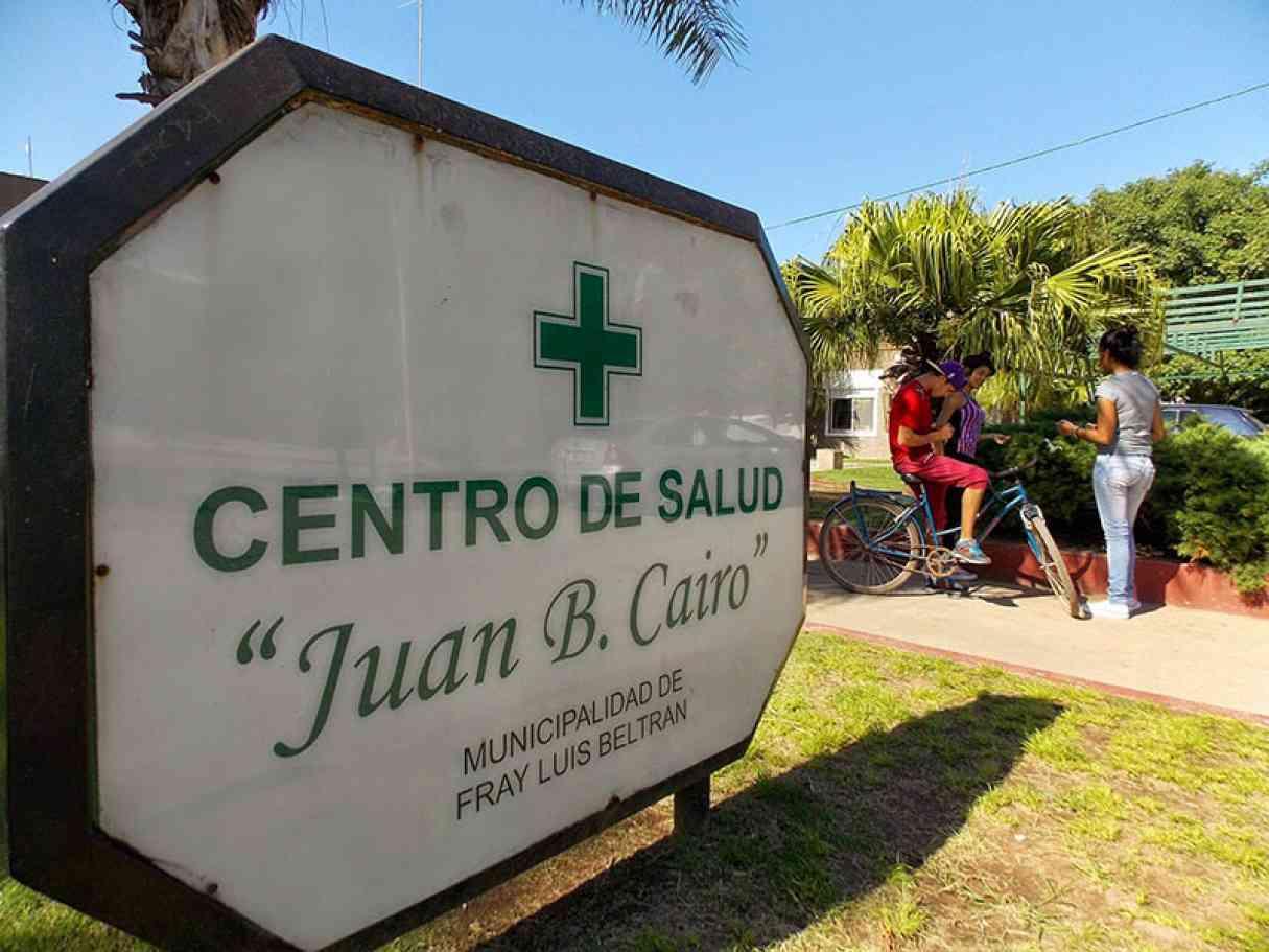 El Centro de Salud de Beltrán reabrió con servicio de guardia reducida