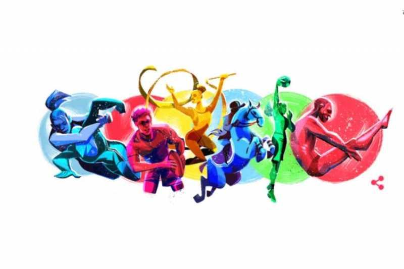 Juegos Panamericanos 2019: Google celebró el inicio de la justa con un doodle deportivo