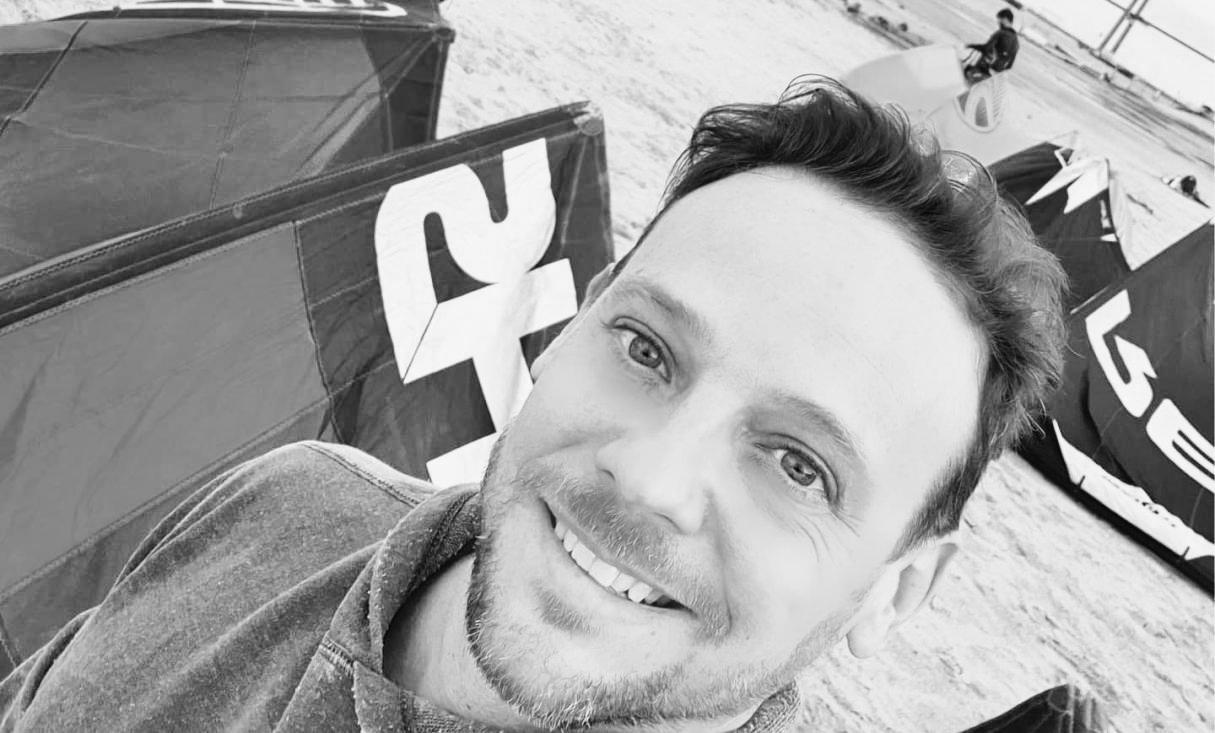 Hallaron el cuerpo sin vida de Santiago Barbero, el kitesurfer desaparecido en el río