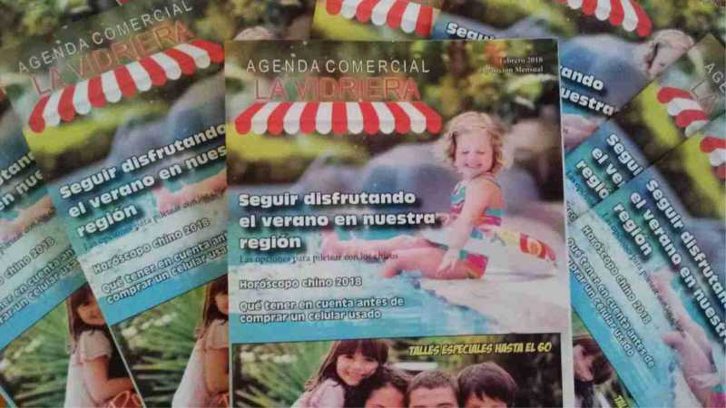 La Vidriera, la primer agenda comercial de Fray Luis Beltrán