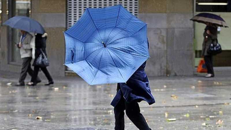 Alerta por tormentas a corto plazo en la region